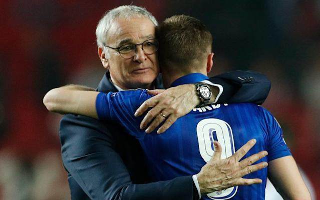 <span>Ranieri believes the Sevilla game was the turning point</span> <span>Credit: Reuters </span>