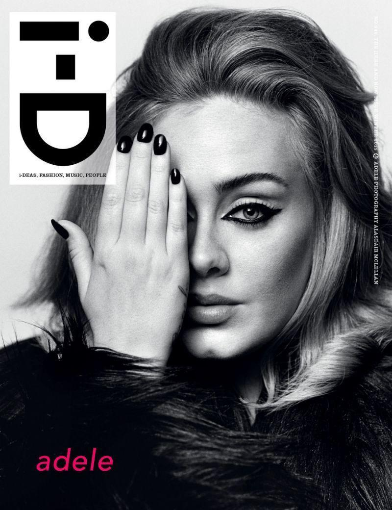 """<p>Shot by Alasdair McLellan, Adele wore the editorialized version of her outfit from """"Hello"""" in a black fur jacket and Brigitte Bardot-like hair. """"What have I said no to? Everything you can imagine. Literally every-f–king-thing. Books, clothes, food ranges, drink ranges, fitness ranges… That's probably the funniest,"""" she said. """"They wanted me to be the face of a car. Toys. Apps. Candles. It's, like, I don't want to endorse a line of nail varnishes, but thanks for asking. A million pounds to sing at your birthday party? I'd rather do it for free if I'm doing it, cheers…""""</p>"""