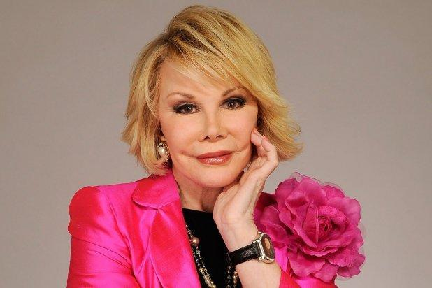 Joan Rivers' Air Supply Cut Off From Unexpected Throat Biopsy (Report)