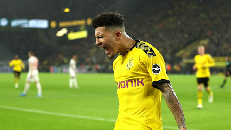 Borussia Dortmund manager Favre optimistic over fitness of Sancho, Hummels and Witsel ahead of Bayern clash