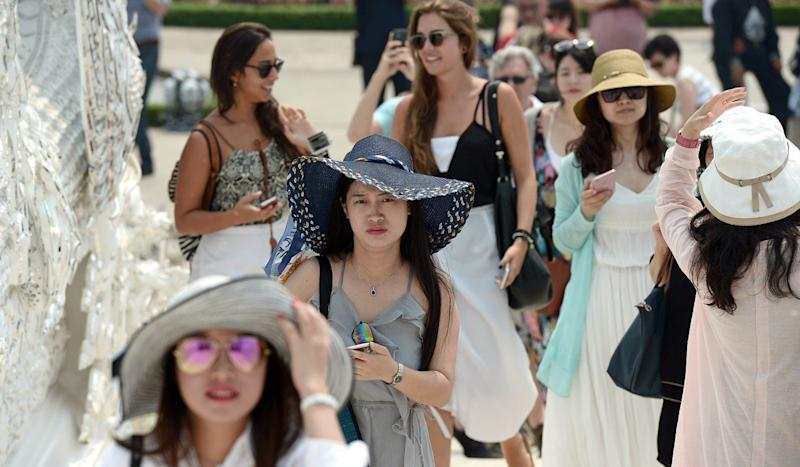 Chinese tourist numbers surge as overseas travel becomes easier