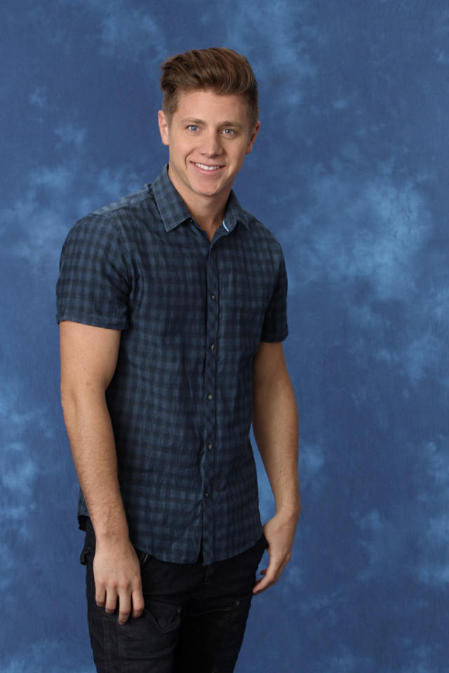 """Jef, 27, an entrepreneur from Salt Lake City, UT is featured on the eighth edition of """"<a href=""""http://tv.yahoo.com/bachelorette/show/34988"""">The Bachelorette</a>."""""""