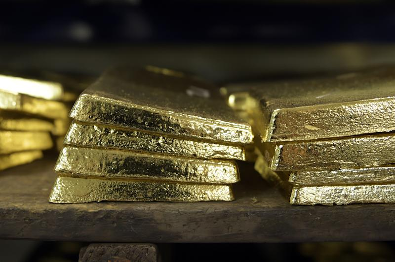 gold set for best month in two years as angst fuels haven demand