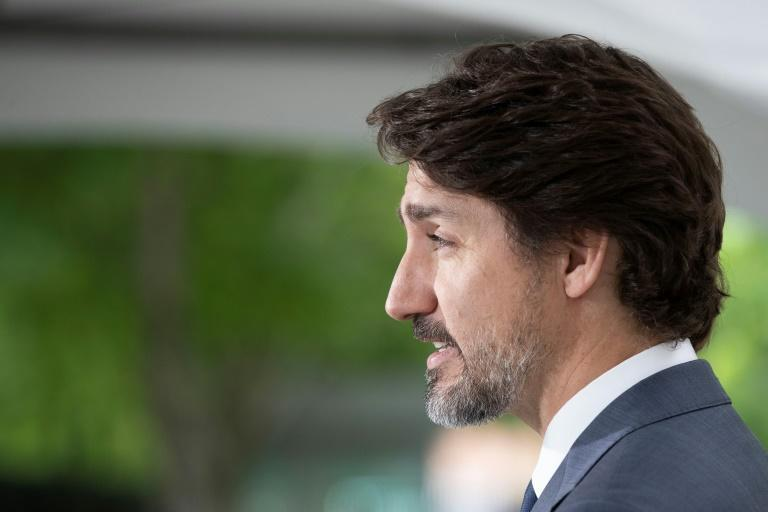 Canadian Prime Minister Justin Trudeau has rejected pressure to intervene in the case of a Huawei executive being held on a US warrant (AFP Photo/Lars Hagberg)