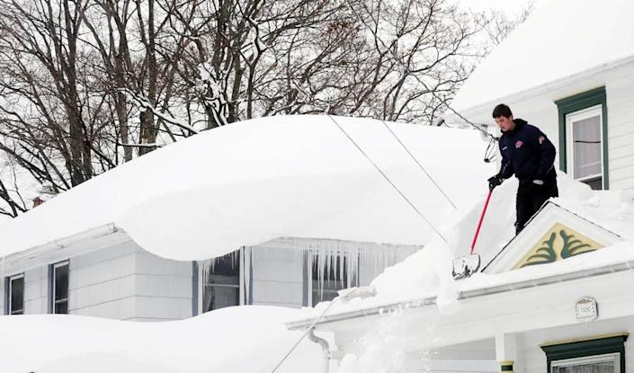 Will Your Roof Collapse Under the Snow From Winter Storm? Here's What You Need to Know