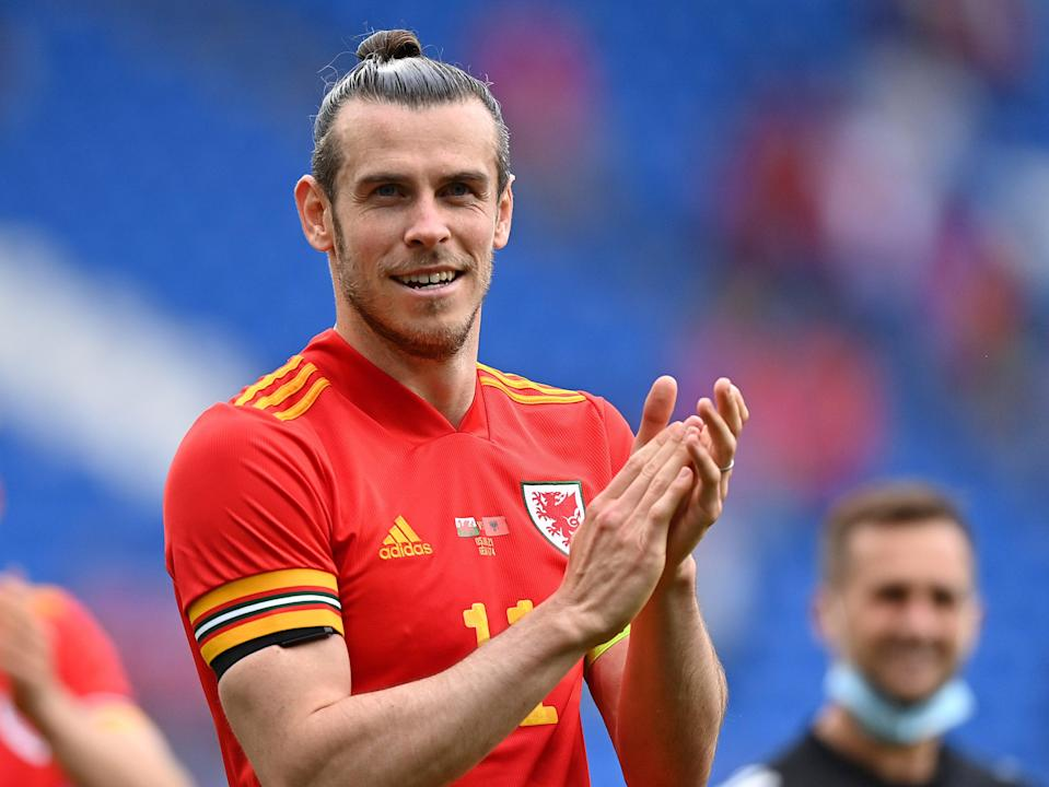 Wales captain Gareth Bale (Getty Images)