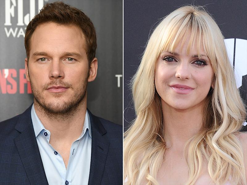 Chris Pratt and Anna Faris Settle Their Divorce as They Waive Their