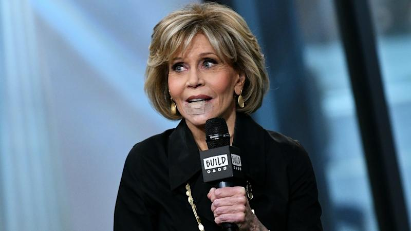 Jane Fonda Reveals She Had Cancer Removed From Her Lip