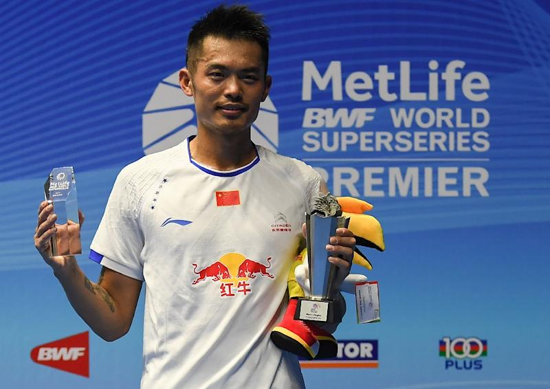 China S Lin Grabs First Ever Win In Malaysia Open