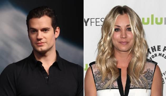 Henry Cavill & Kaley Cuoco Dating (Reports)
