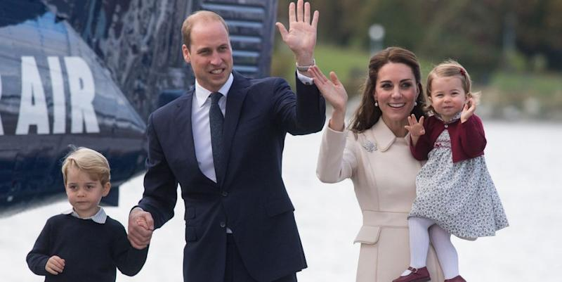 Por que Kate Middleton e príncipe William não possuem a custódia da princesa Charlotte e dos príncipes George e Louis?