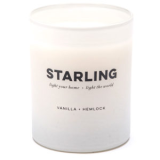 <p>Vanilla and Hemlock Candle, $55. <span></span></p>