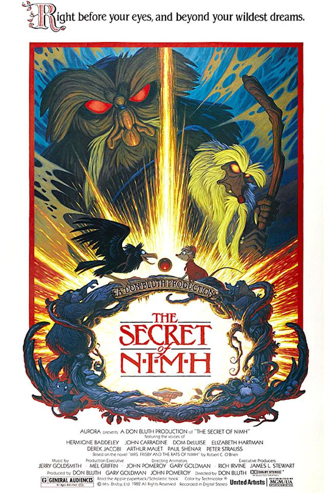 "United Artists' ""The Secret of NIMH"" - 1982"