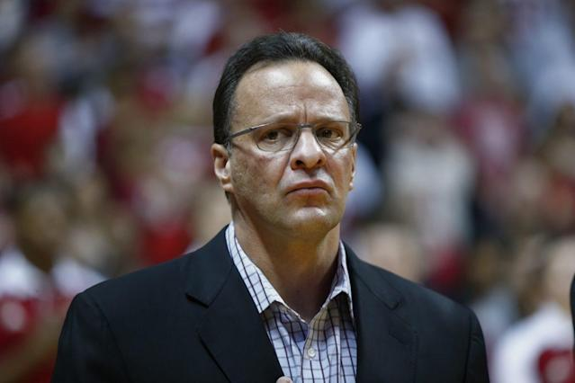 Tom Crean was fired Thursday. (Getty)