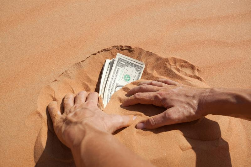 uncovering money