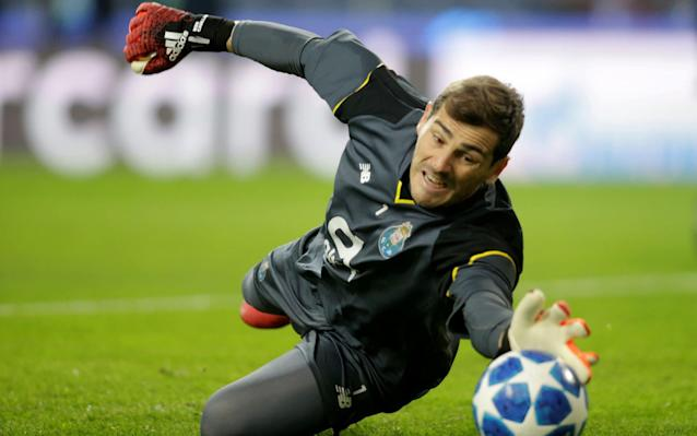 Iker Casillas did not go gentle into that good night. Unlike some other members of the Spain team he captained to victory at Euro 2008, the 2010 World Cup and Euro 2012, when the time came to leave La Liga, he did not seek out a lucrative semi-retirement gig as a talisman in a depressurisation league.