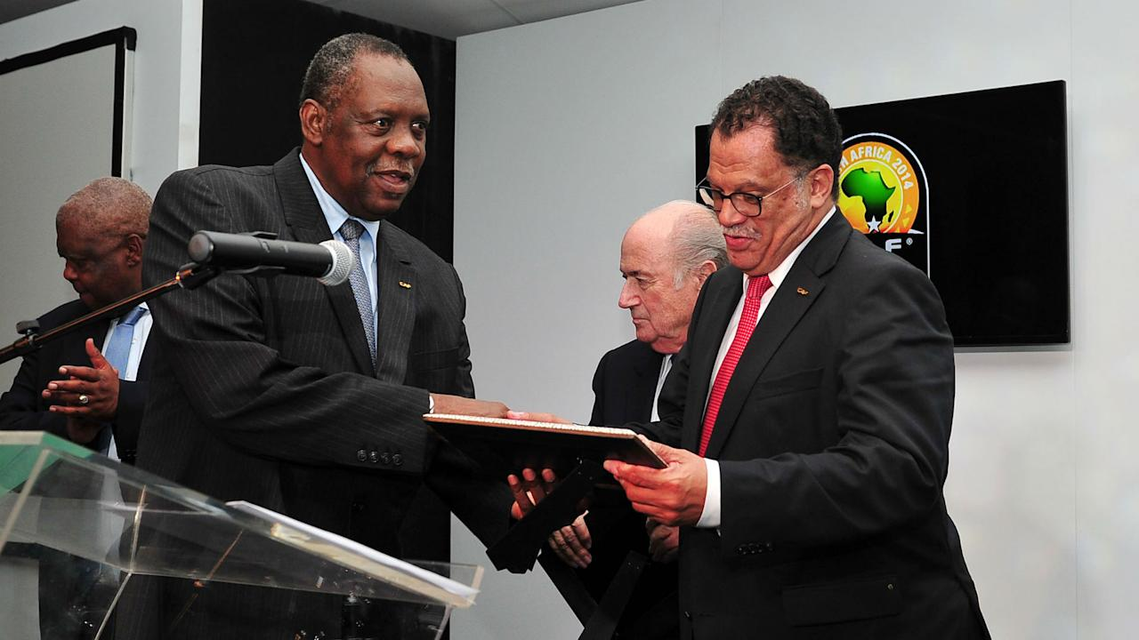 Mokotjo's performance against the African Wild Dogs won many hearts, including that of Safa president Dr Danny Jordaan