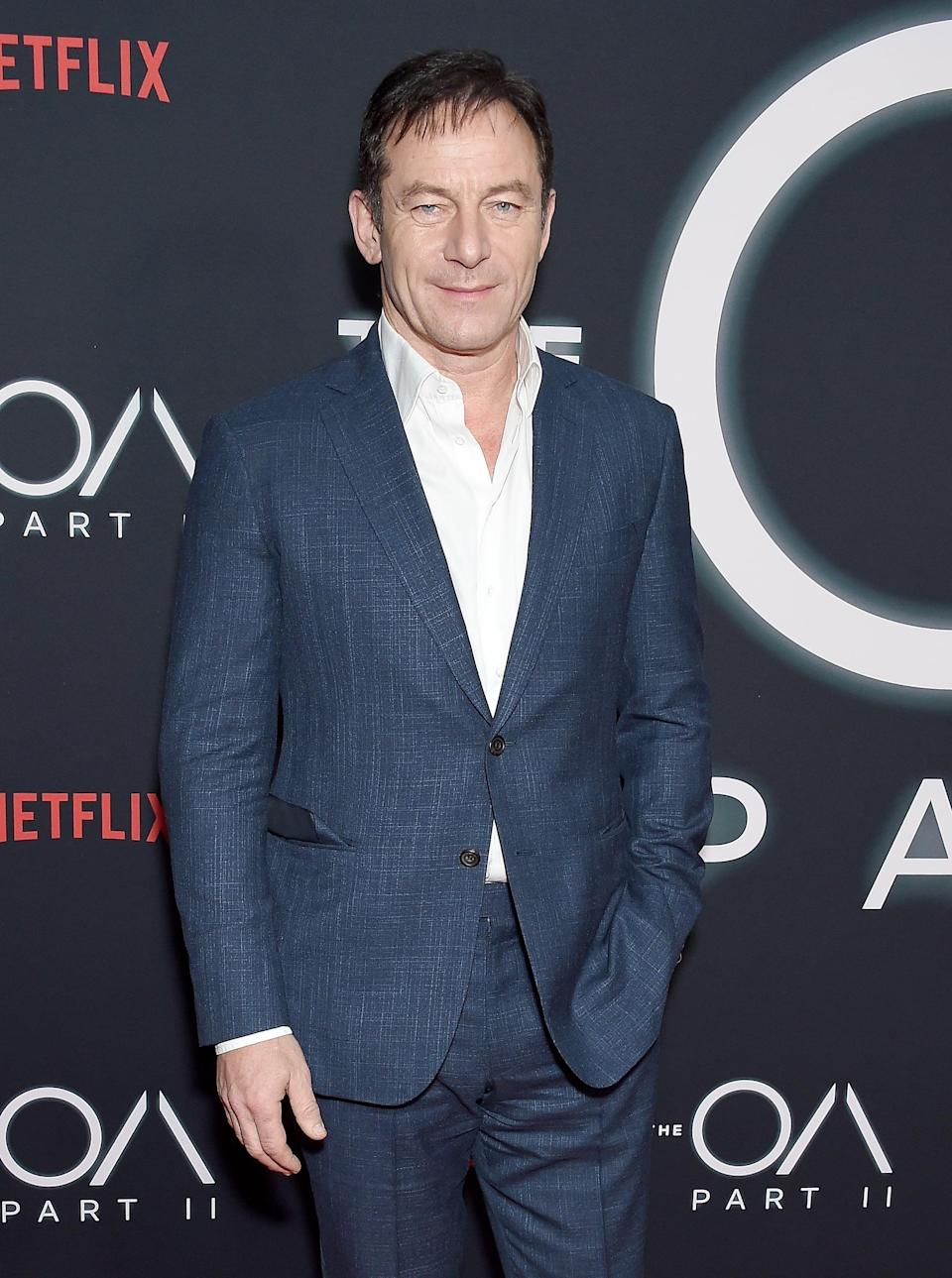 """<p>Lucius Malfoy himself, Isaacs, is slated to appear in season three, playing Peter Groff, Michael's """"more successful/less modest"""" brother.</p>"""