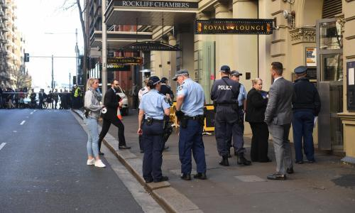 Sydney stabbing: what we know so far about the CBD knife attack