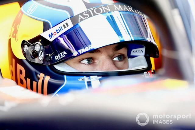 "Pierre Gasly, Red Bull Racing <span class=""copyright"">Jerry Andre / Sutton Images</span>"
