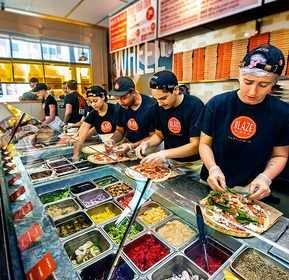 Blaze Fast-Fire'd Pizza Announces Grand Opening of New Restaurant at the University of Maryland
