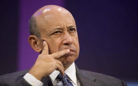Lloyd Blankfein says he will be spending more time in Frankfurt because of Brexit