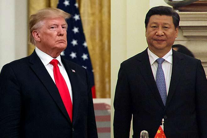 US China Trade War, Time line, Donald Trump, Xi Jinping