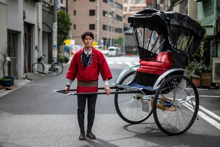 Tokyo Rickshaw's Yui Oikawa assumed the Olympics would boost business