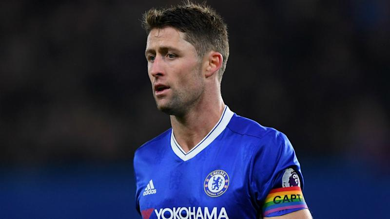 Cahill urges Chelsea to dig in after United defeat