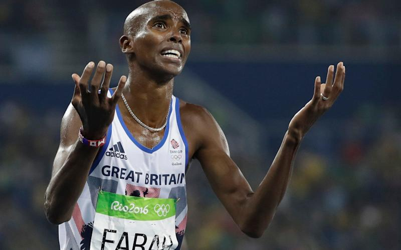 Mo Farah's doctor blamed a 'lapse' for his failure to record the injection - Copyright 2016 The Associated Press. All rights reserved. This material may not be published, broadcast, rewritten or redistribu