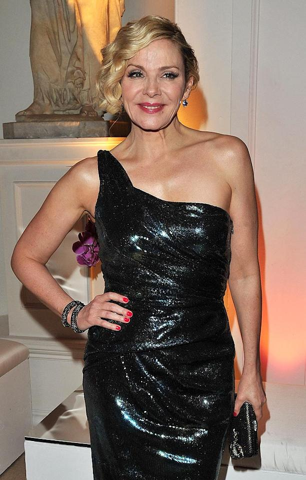 "Also on August 21, ""Sex and the City"" babe Kim Cattrall turns 54. Jon Furniss/<a href=""http://www.wireimage.com"" target=""new"">WireImage.com</a> - May 27, 2010"
