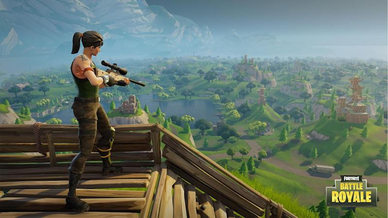 The Fortnite Heavy Sniper Rifle Is Coming Soon To Shake Up Battle