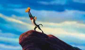 The Lion King beats Moneyball to hold on to US Box Office number one