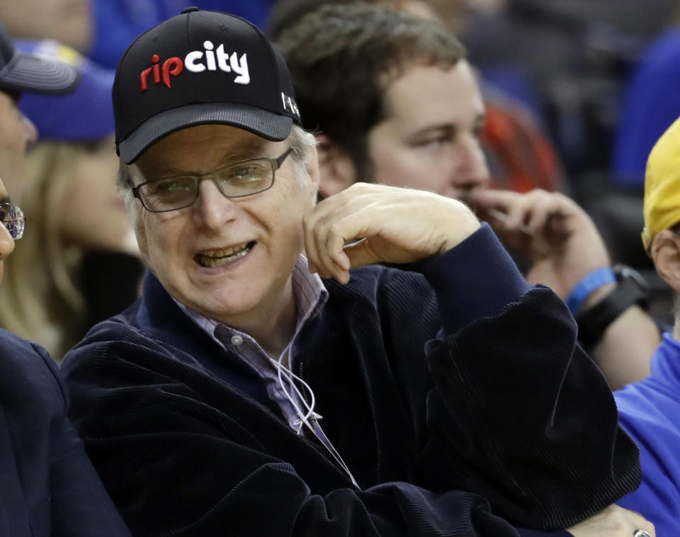 <p>The Portland Trail Blazers owner is third on the list at $19.9 billion </p>