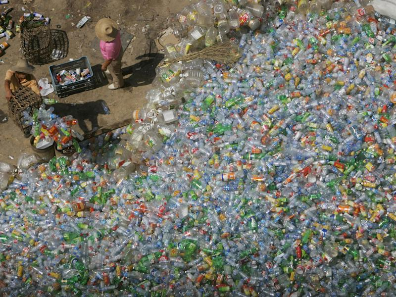 China has had enough of poor quality materials too hazardous to recycle: China Photos/Getty Images