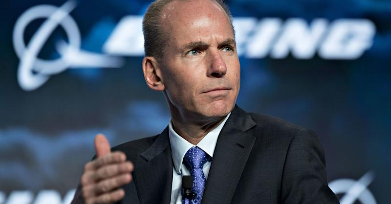Boeing CEO acknowledges — for the first time — that bad data
