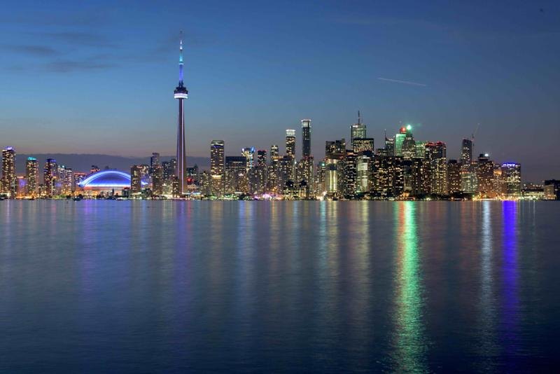 The Toronto skyline is often used as a stand-in for NYC in film and television: Tourism Toronto