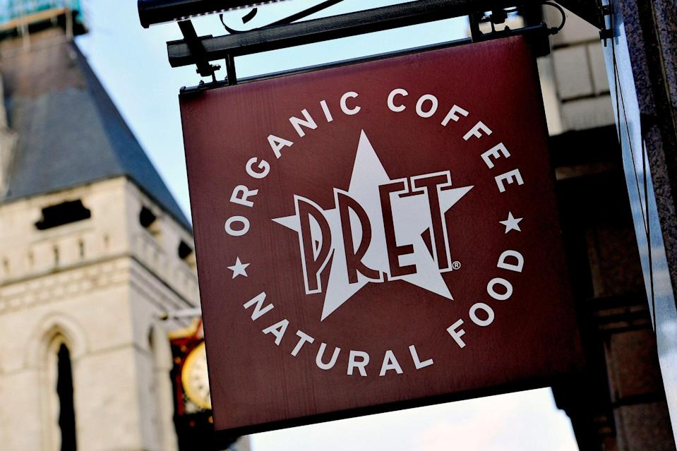 <p>Pret A Manger is reopening a number of sites from the latest lockdown</p> (PA)