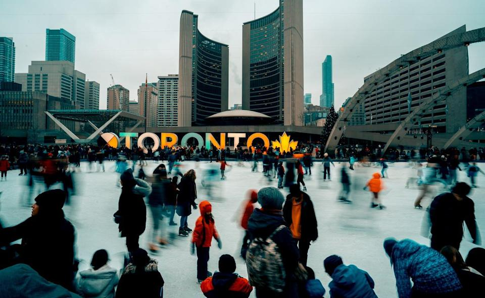 """<span class=""""caption"""">A new study shows helping strangers is part of ice skating. </span> <span class=""""attribution""""><span class=""""source"""">(Sunyu Kim/Unsplash)</span></span>"""