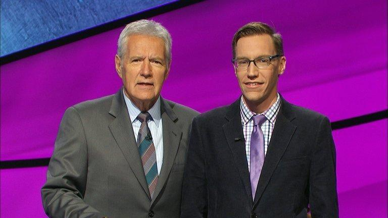 While the host of the show, Alex Trebek initially took the answer as correct, he later came back and said the judges weren't going to accept Nick's pronunciation, deducting him $4,000 for the mistake. Photo: Jeopardy!