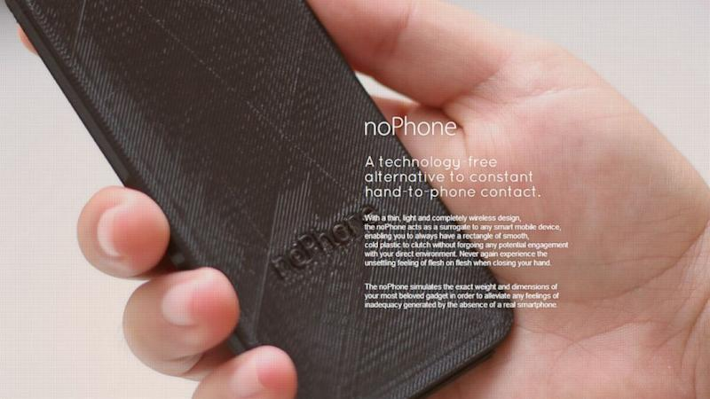 The Fix for Your Phone Addiction? A Fake Phone
