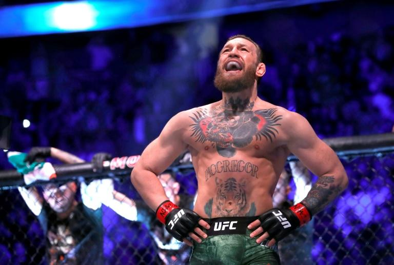 Conor McGregor announced his retirement from the ring in a Twitter message