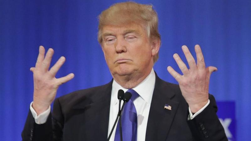 The History Behind the Donald Trump 'Small Hands' Insult
