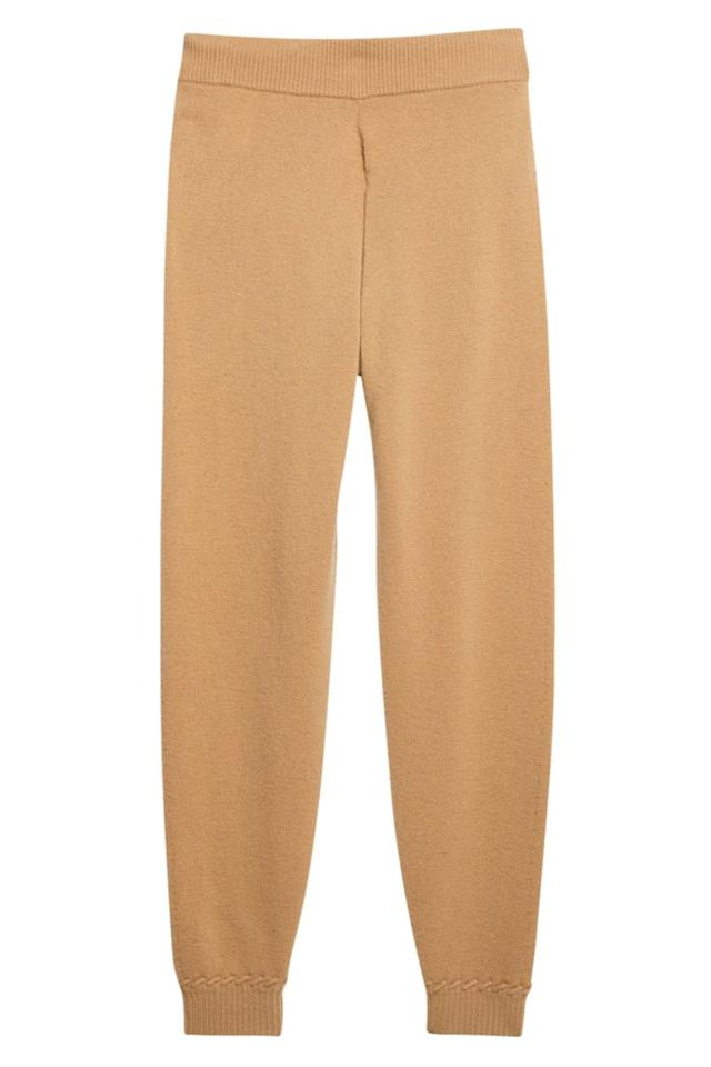 """<p><a href=""""https://www.popsugar.com/buy/Theory-Whipstitch-Cashmere-Lounge-Pants-491193?p_name=Theory%20Whipstitch%20Cashmere%20Lounge%20Pants&retailer=saksfifthavenue.com&pid=491193&price=495&evar1=fab%3Aus&evar9=46624333&evar98=https%3A%2F%2Fwww.popsugar.com%2Ffashion%2Fphoto-gallery%2F46624333%2Fimage%2F46624338%2FTheory&list1=shopping%2Csweatpants&prop13=mobile&pdata=1"""" rel=""""nofollow"""" data-shoppable-link=""""1"""" target=""""_blank"""" class=""""ga-track"""" data-ga-category=""""Related"""" data-ga-label=""""https://www.saksfifthavenue.com/theory-whipstitch-cashmere-lounge-pants/product/0400011500461?ranMID=13816&amp;ranEAID=J84DHJLQkR4&amp;ranSiteID=J84DHJLQkR4-CS0ly9XQ78ZfcvCWznRzRw&amp;site_refer=AFF001&amp;mid=13816&amp;siteID=J84DHJLQkR4-CS0ly9XQ78ZfcvCWznRzRw&amp;LSoid=684233&amp;LSlinkid=15&amp;LScreativeid=605148"""" data-ga-action=""""In-Line Links"""">Theory Whipstitch Cashmere Lounge Pants</a> ($495).</p>"""