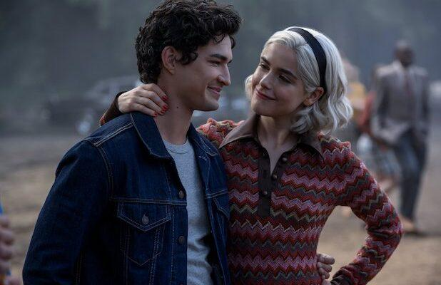 'Sabrina' Star Gavin Leatherwood Says 'There's Absolutely Hope' for Nick and Sabrina in Season 4 (Video)