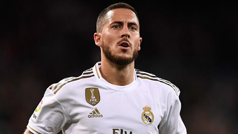 Hazard has struggled with the weight of the Real Madrid shirt - Capello