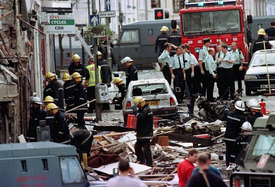 A judge at Belfast High Court has said failure to act on and informer tip-off should be examined in a new Omagh bomb probe (Paul McErlane/PA) (PA Wire)