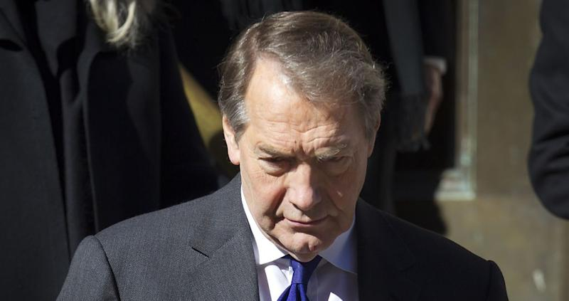 Charlie Rose has been fired from CBS.