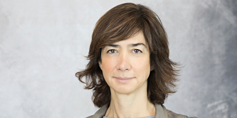 57) Cecile Frot-Coutaz, vice president, EMEA, YouTube. Photo: YouTube
