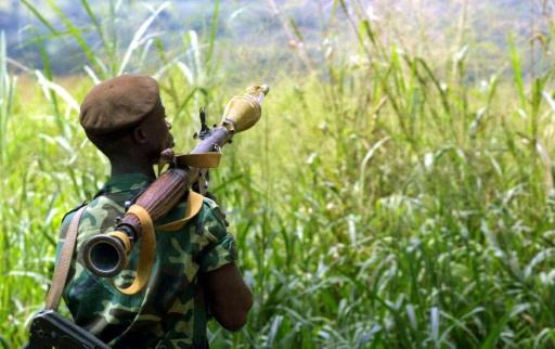Rebel leader Jean-Pierre Bemba had sent his rebel force, the Congolese Liberation Movement, into the Central African Republic to quash a coup against then president Ange-Felix Patasse in 2002